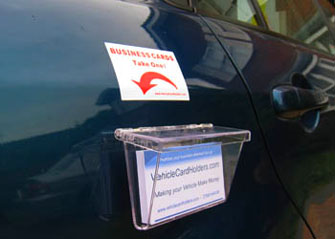 Features benefits of our bright box holders for business cards who will benefit from the vehicle card holder colourmoves